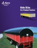 Aero Side Kits brochure