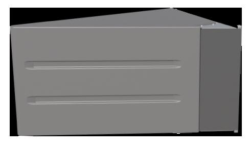 Aero Fairing detail