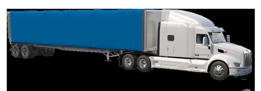 Aero Conestoga on truck