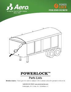 PowerLock Parts List