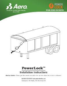 PowerLock Installation Instructions