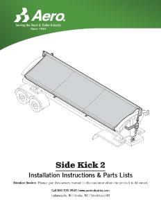 SideKick2 Installation Instructions + Parts List