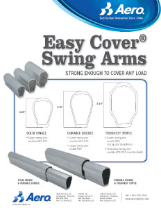 Easy Cover Swing Arms