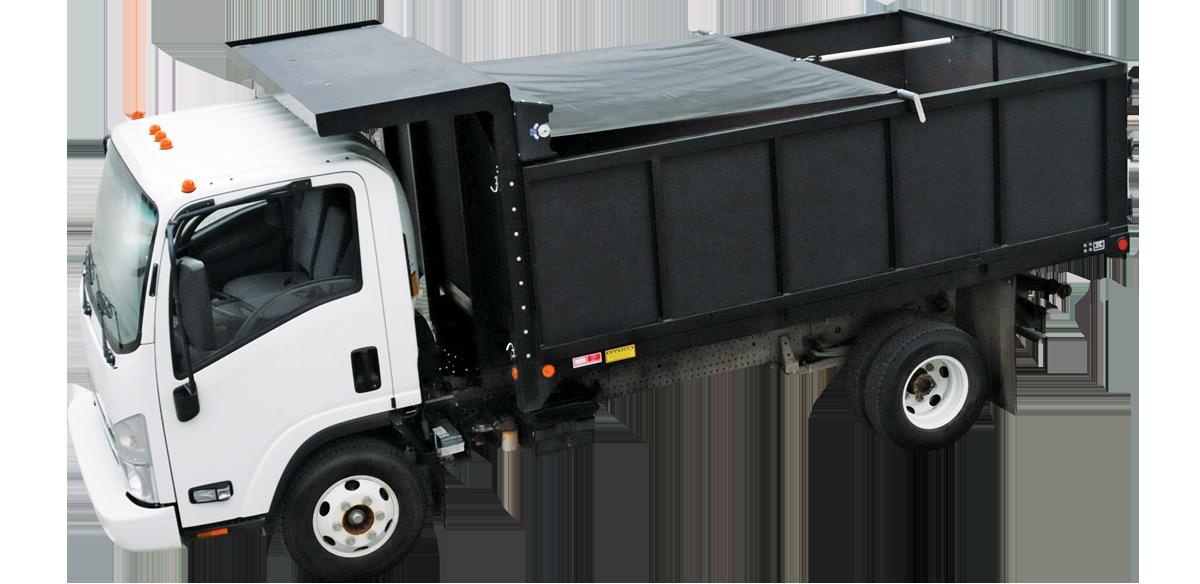 Aero EasyPull - Dump Truck Tarp System