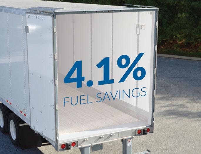 AeroTail 4.1% Fuel Savings