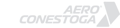 Aero Conestoga Flatbed Tarp System Logo