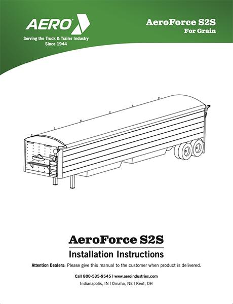 AeroForce S2S Grain Install Manual