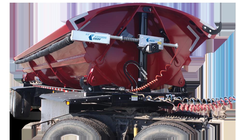 Aero SideKick 2 Dump Tarp System
