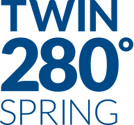 Twin 280 degree Spring