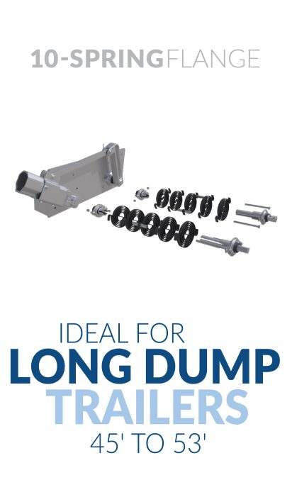 Aero Easy Cover Ideal for Long Dumps