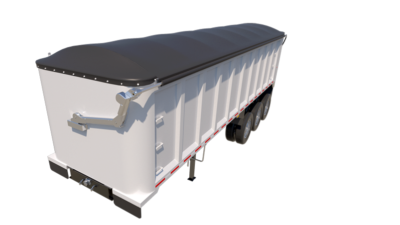 AeroForce S2S Trailer Tarp System