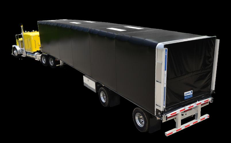 Aero Conestoga Trailer Tarp System