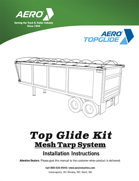 TopGlide Install Instructions