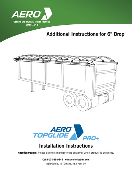 TopGlide Pro+ Install Instructions